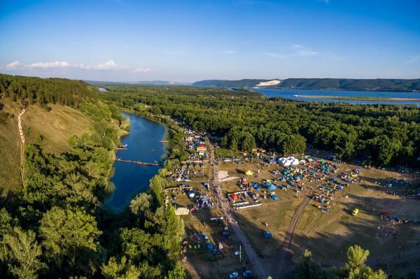 Грушинский фестиваль 2018.