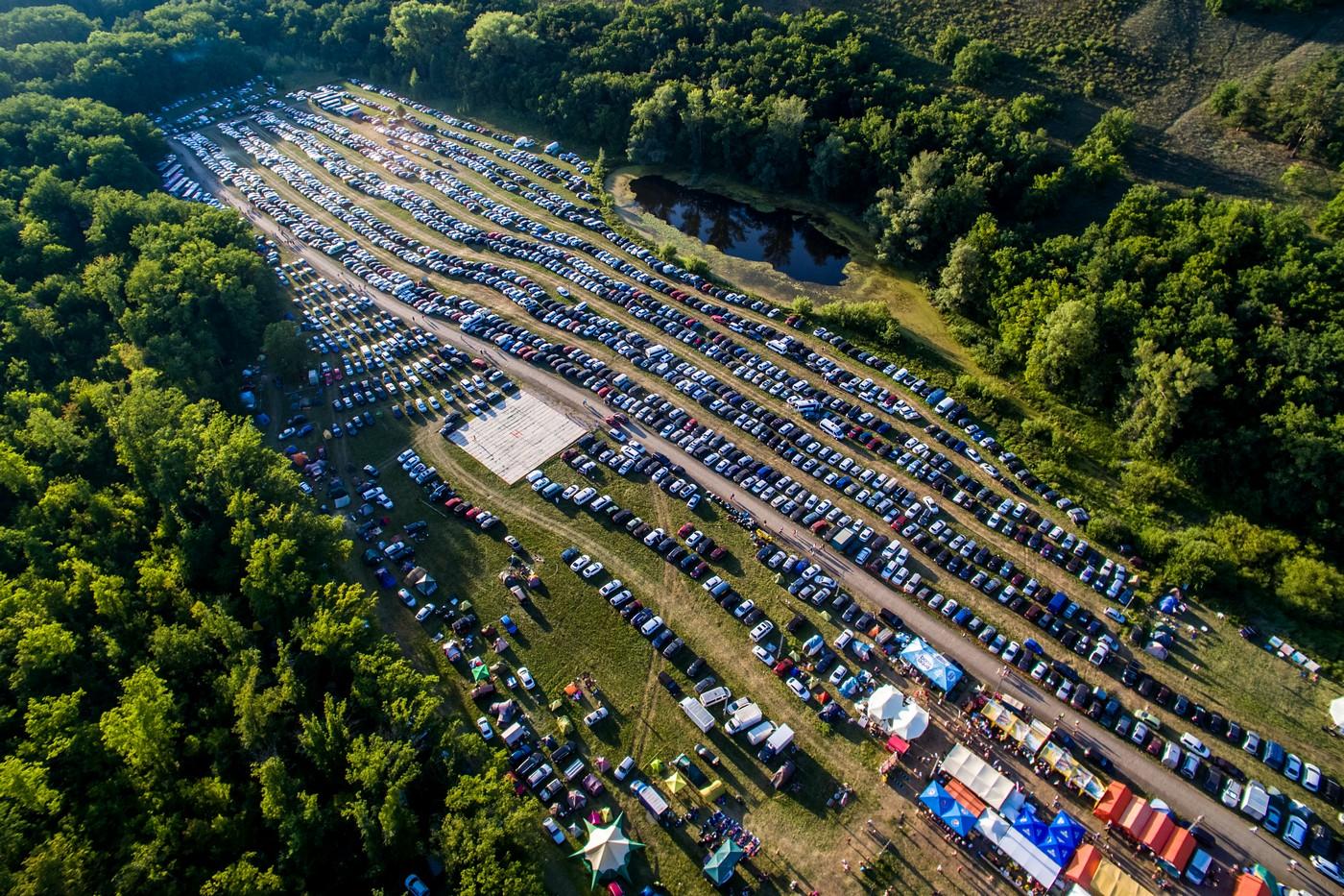 Грушинский фестиваль 2018. самара