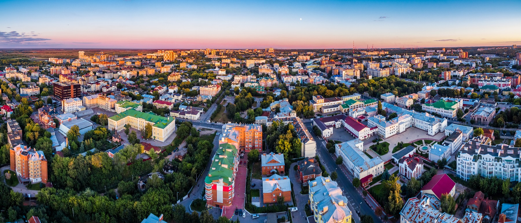 Рязань с высоты. Лето 2018. Часть 1.: zdorovs — LiveJournal