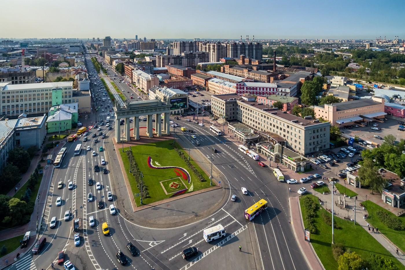 Московский проспект спб фото перспективы