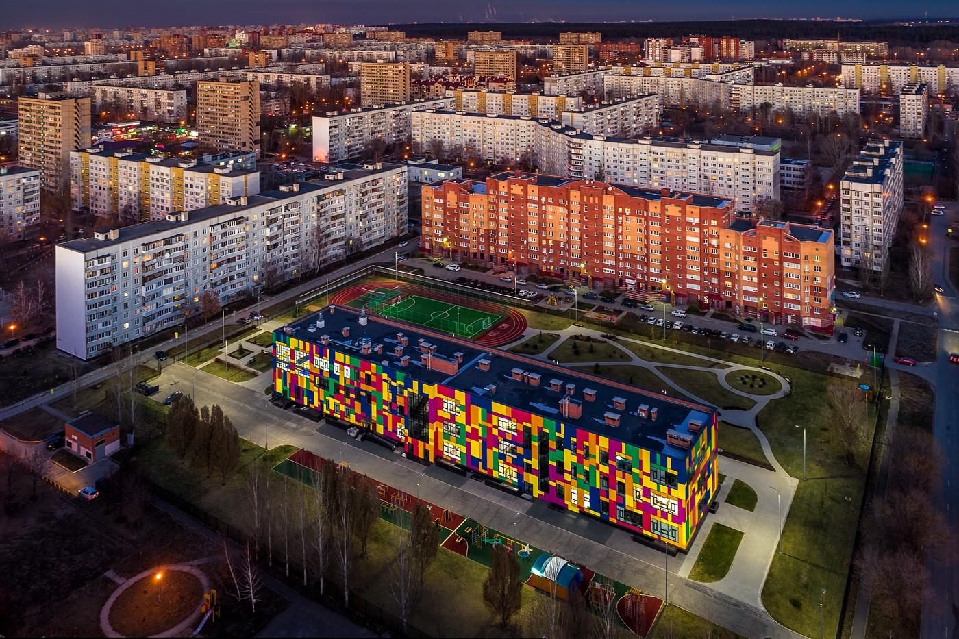 идея, фото зданий тольятти столкнулись