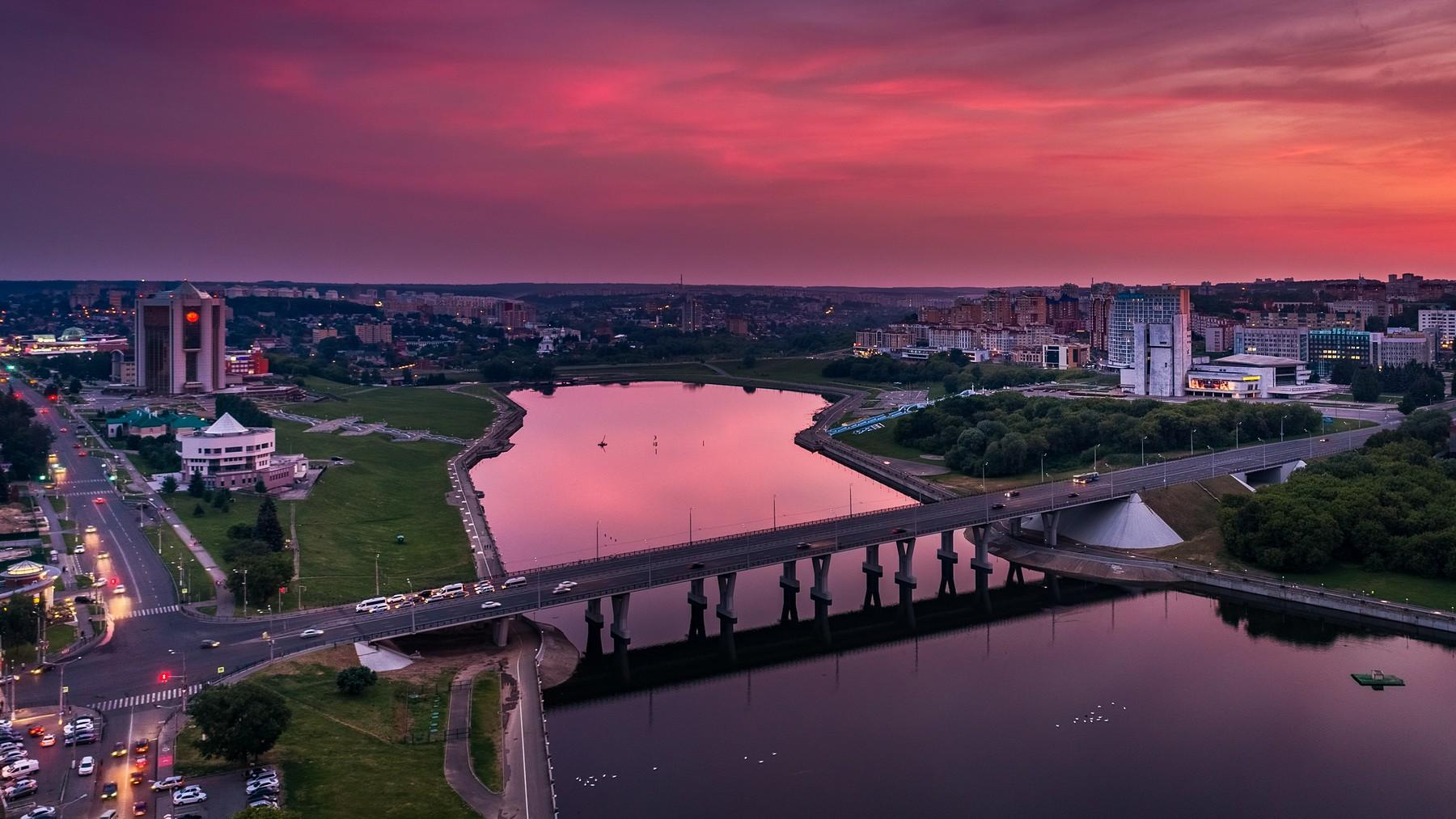 Чебоксары с высоты. Июнь 2019. Часть 1. город как на ладони,фото,аэрофото,аэрофотосъемка,высота,захватывающие картинки города,квадрокоптер,Чебоксары,красивые фотографии с высоты,все о городе,dji