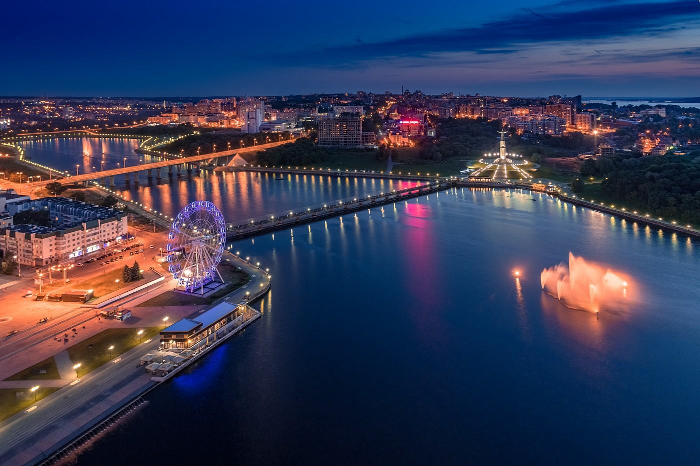 Картинки чебоксарского залива