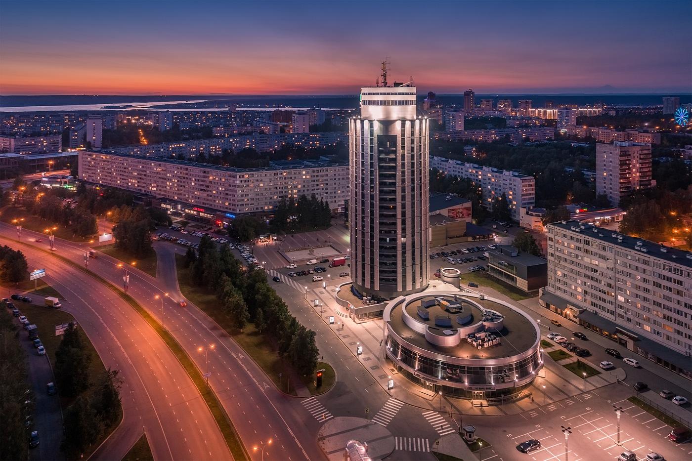 фотографии города набережных челнов весенние инвестиции