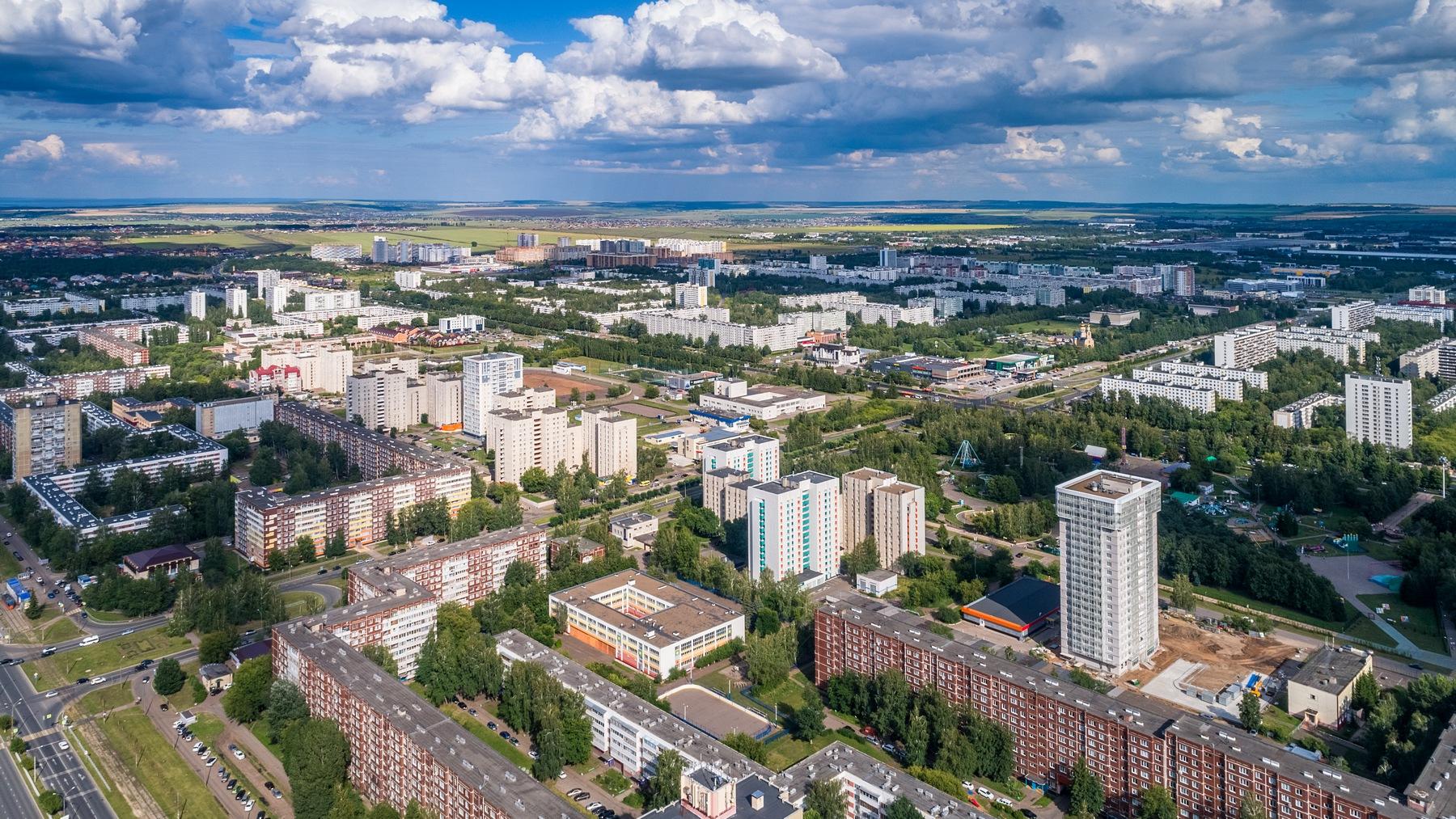 фото города набережные челны