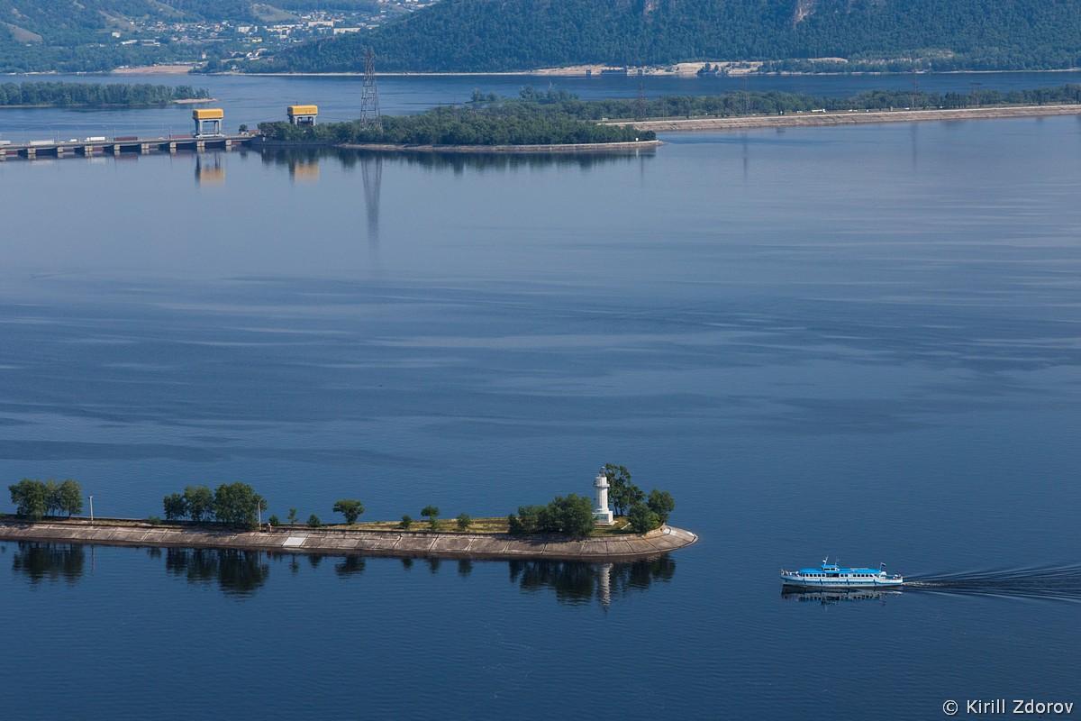жигулевское море фото тольятти