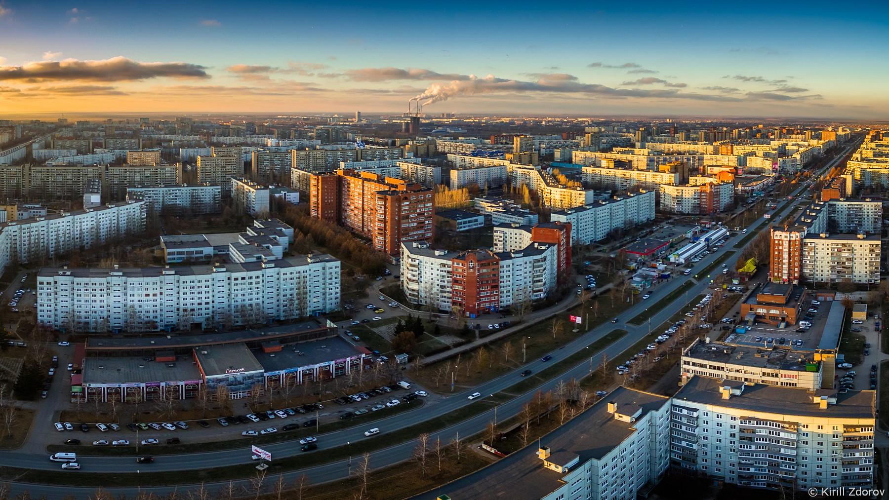 картинки новый город тольятти