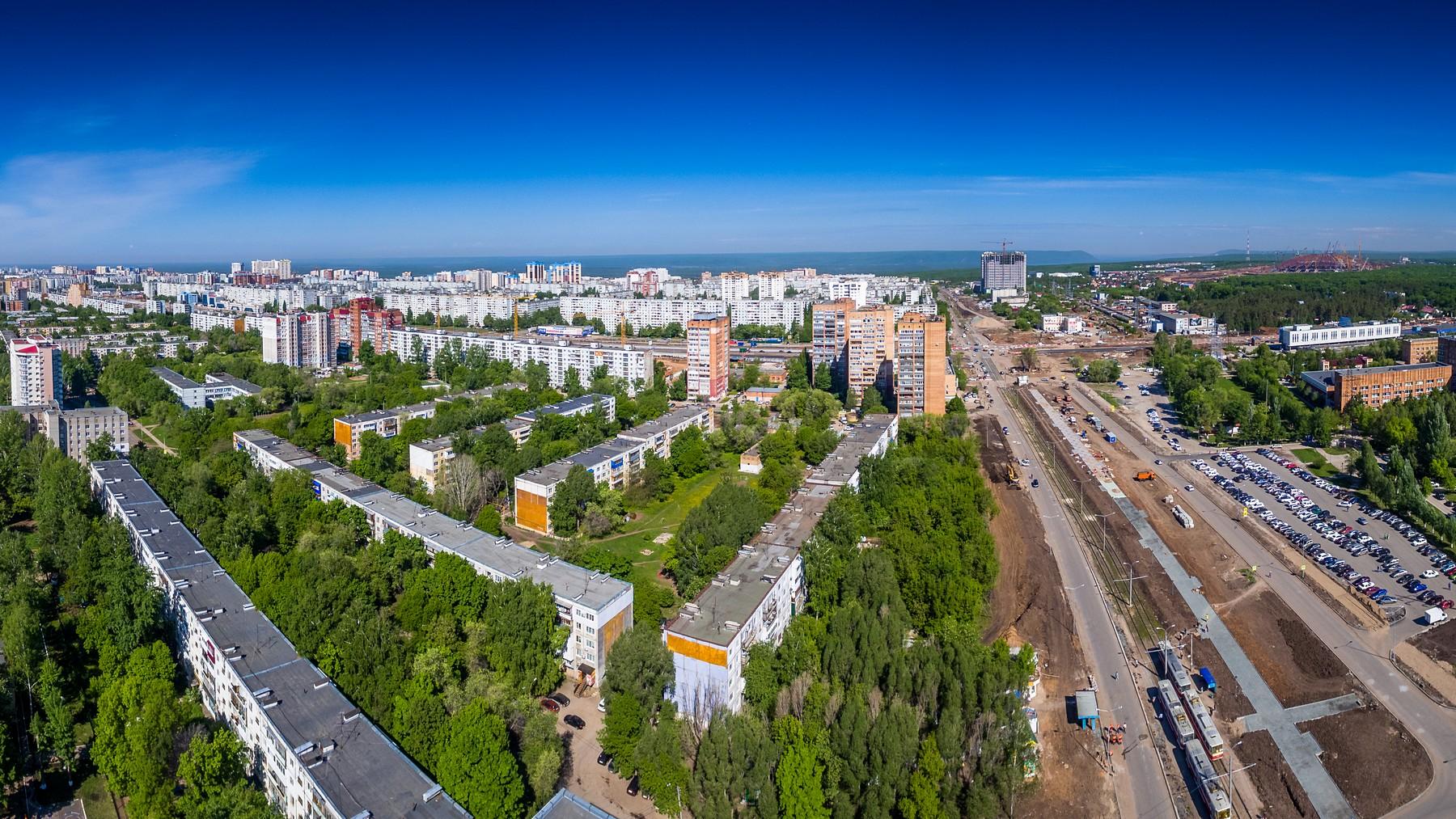 кировский район самара картинки