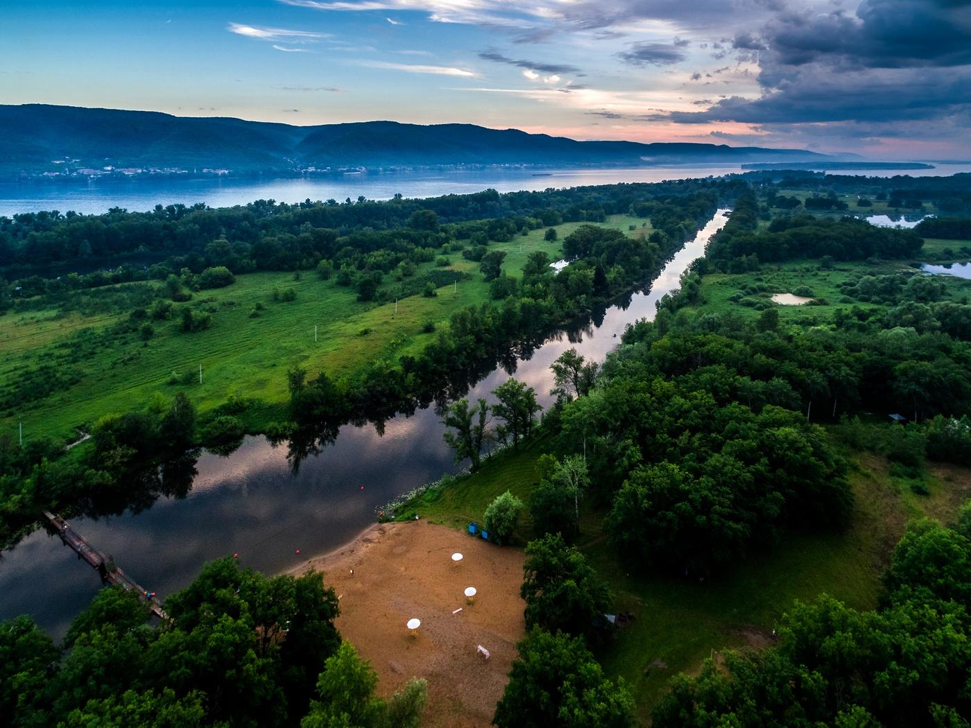 Картинки природы самарской области