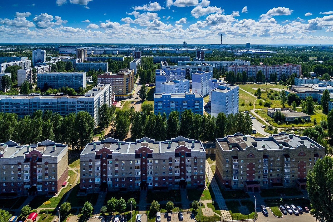 фото нового города ульяновска для фотографий
