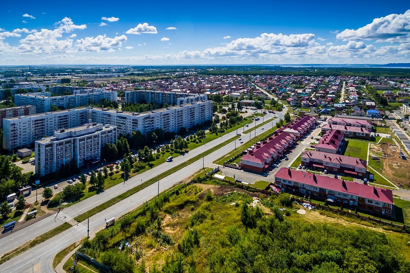 без жены фото нового города ульяновска немного