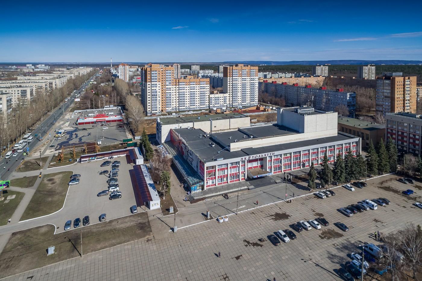 Тольятти культурный фото
