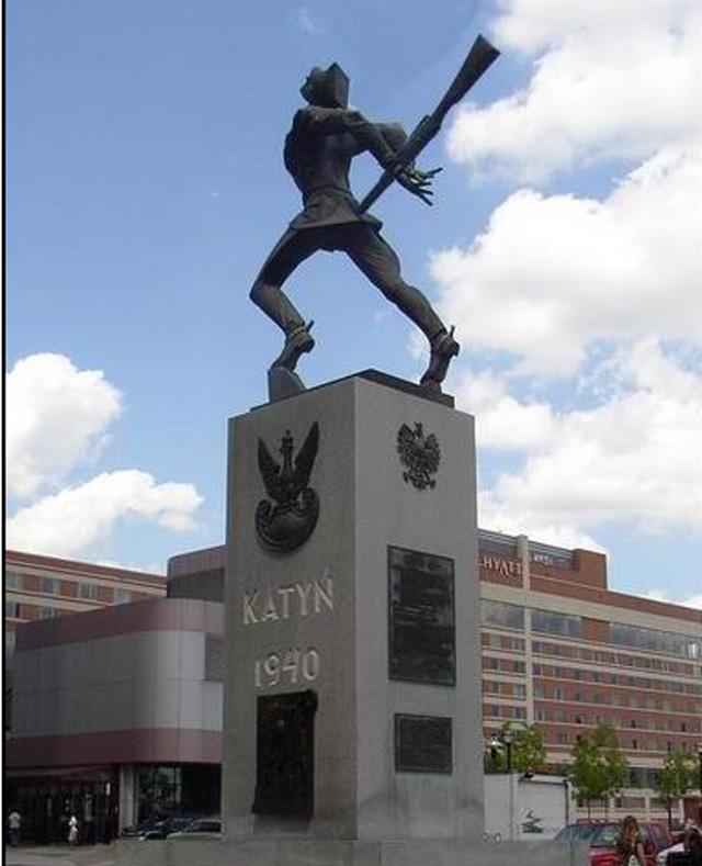 В США убирают лживый катынский монумент: zdrager — LiveJournal