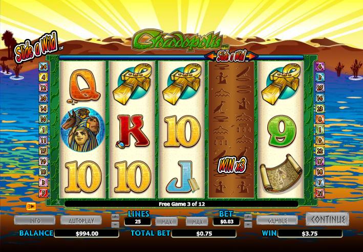 crocodopolis slot free games