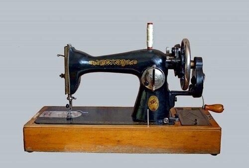 Швейная машина. Подольск. Выпуск около 1960 г.