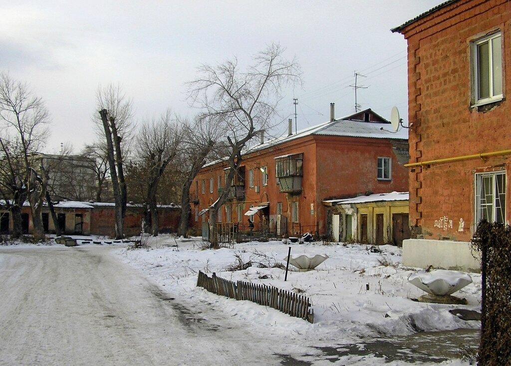 Ленинский, ул. Лизы Чайкиной