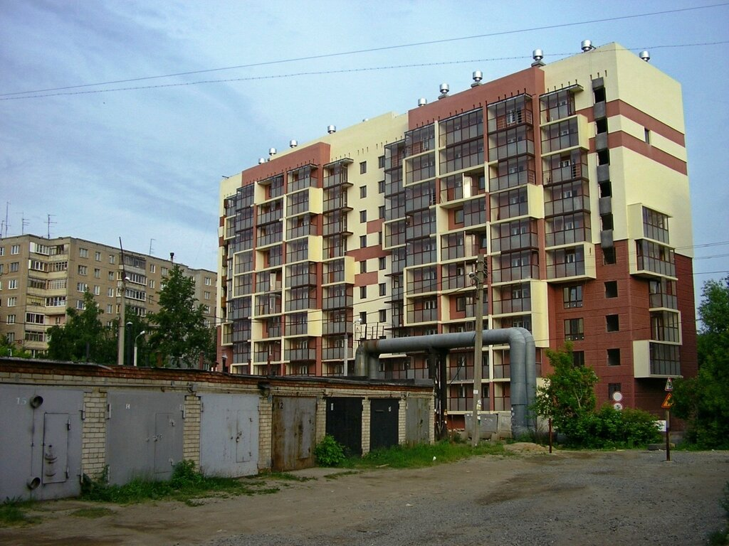 Челябинск, Ленинский, ул. Батумская  2а