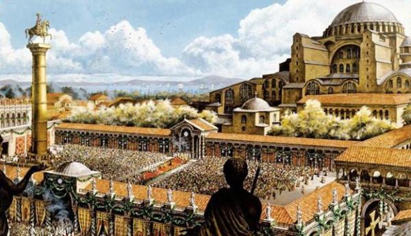Новый Рим (Константинополь)