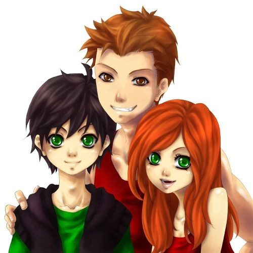 The Potter Children by ~Iksia