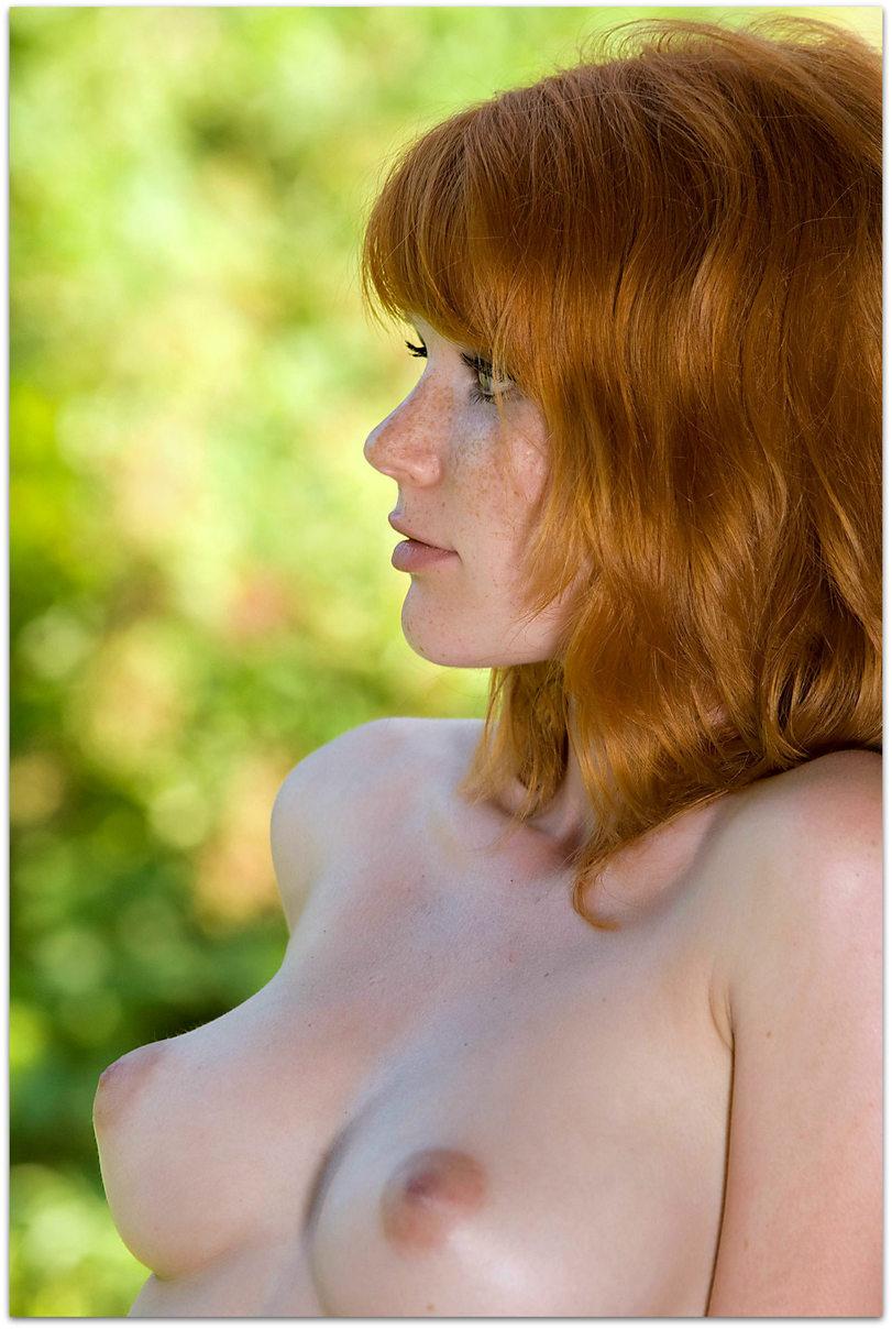 Galleries redhead nipples — 4