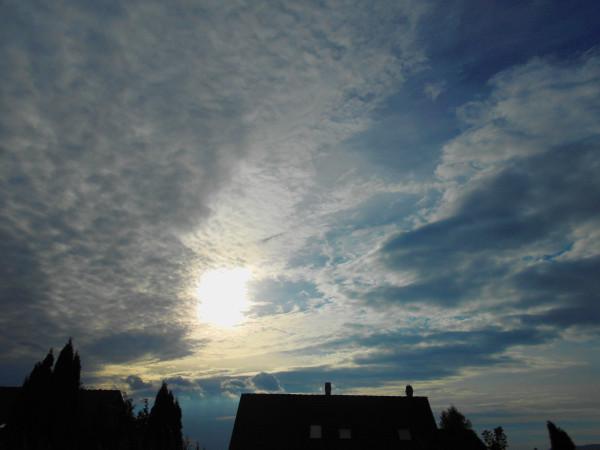 небо сейчас