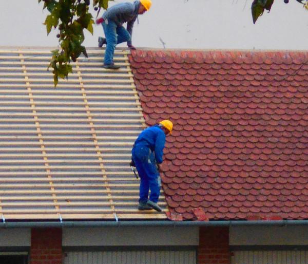 ремонт крыши 2