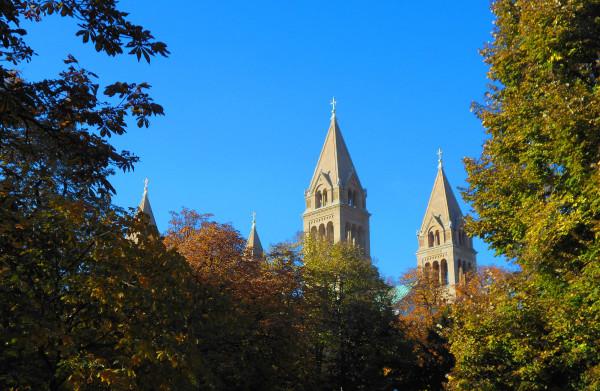 парк у собора