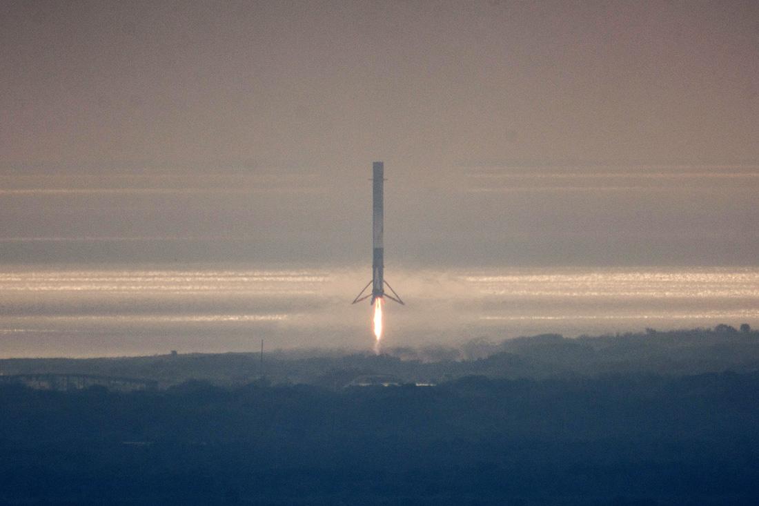 Почему сегодня не нужны многоразовые ракеты