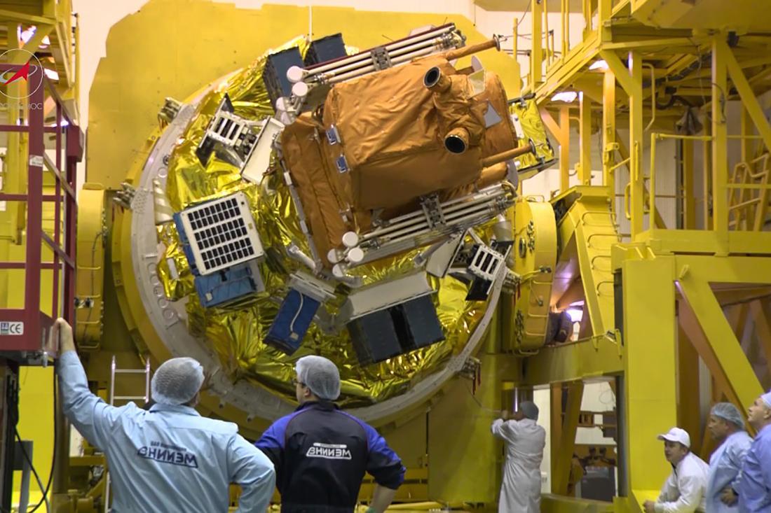 Почему «Роскосмос» не догонит NASA