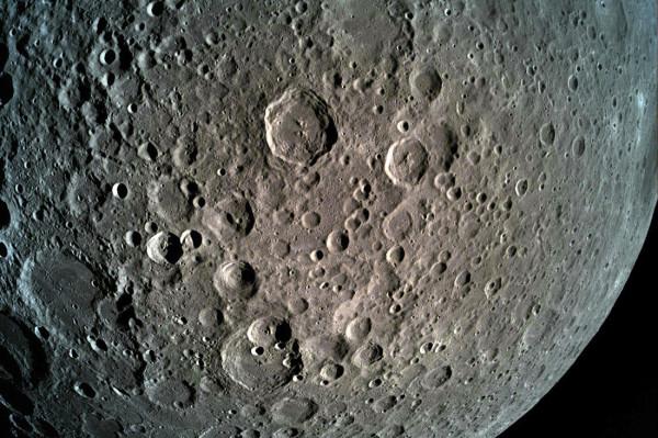 Израильский аппарат разбился об Луну