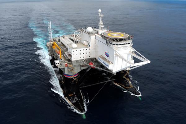 «Морской старт»: возвращение блудного космодрома