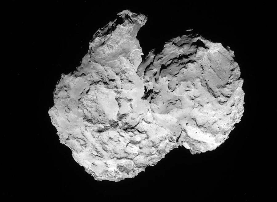 Comet_on_7_August_2014_-_NavCam