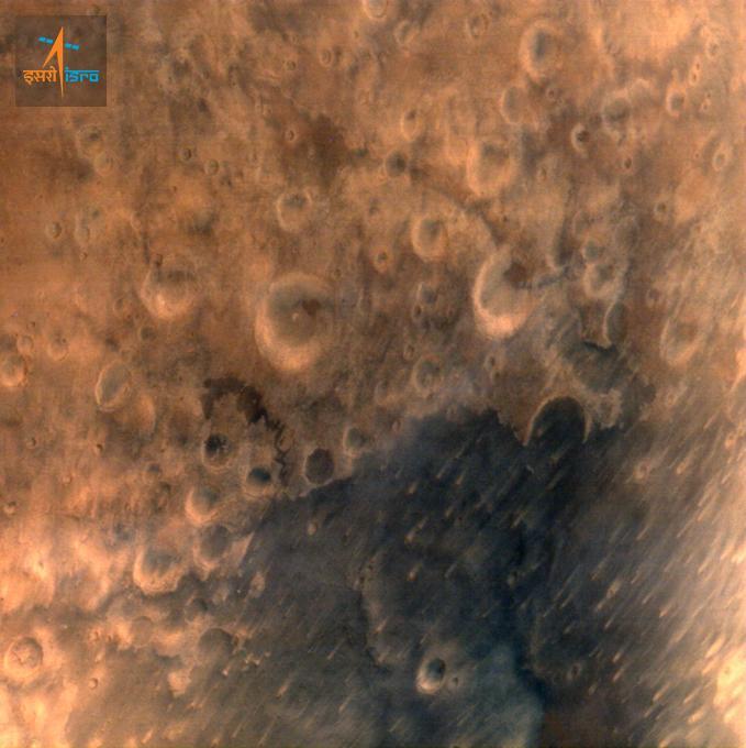 Mars from Orbiter
