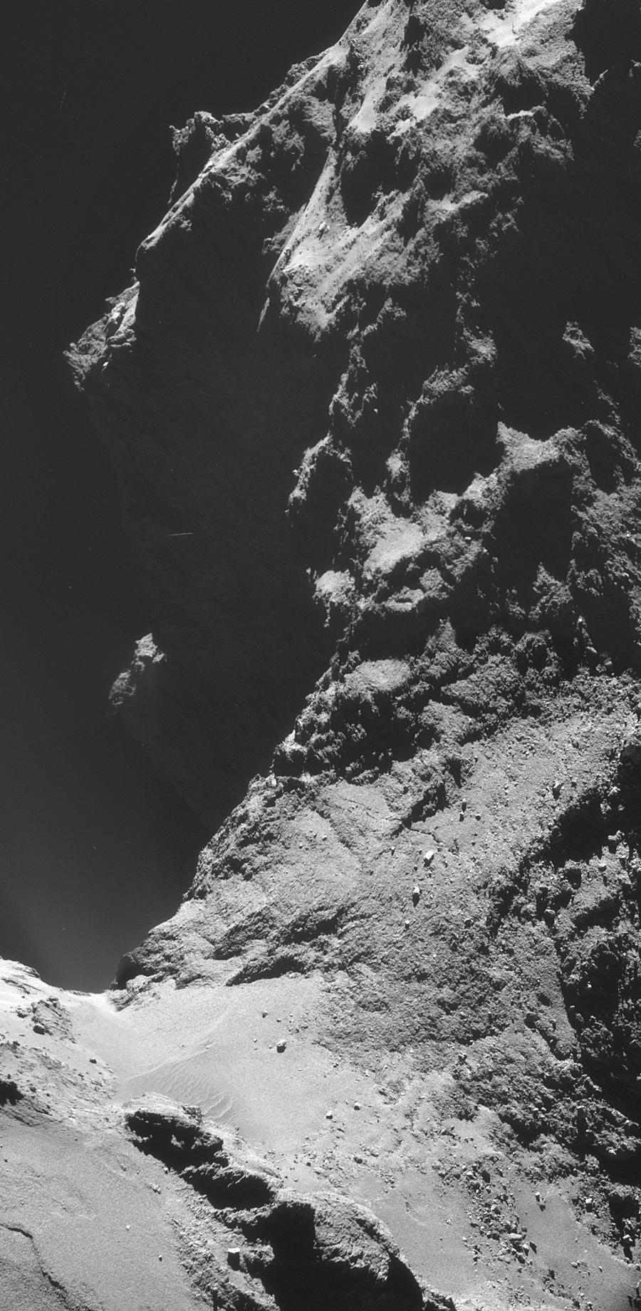ESA_Rosetta_NAVCAM_141018_E