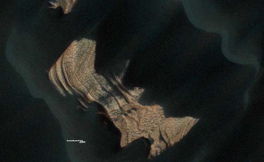 Reptilian dunes