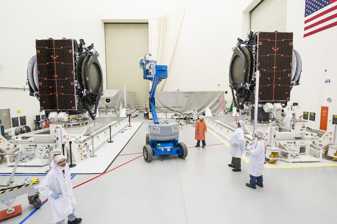SpaceX запустил спутники, но разбил ракету