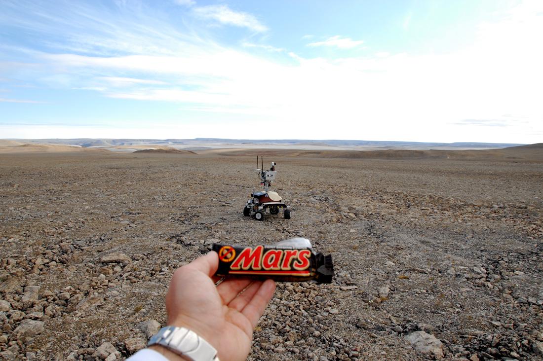 Поддельный Марс