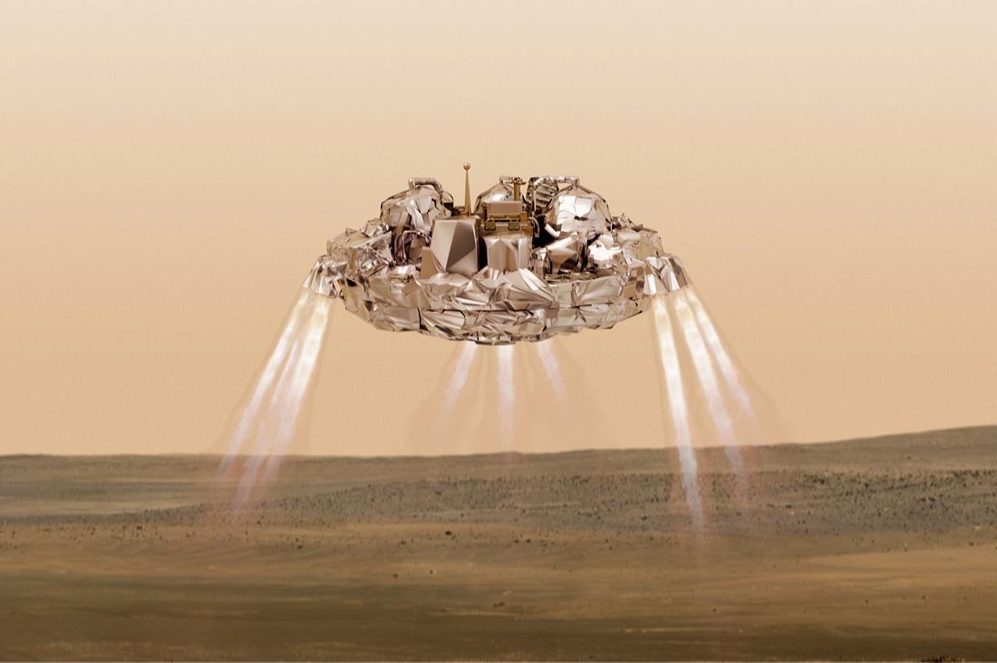 Посадка на Марс для начинающих