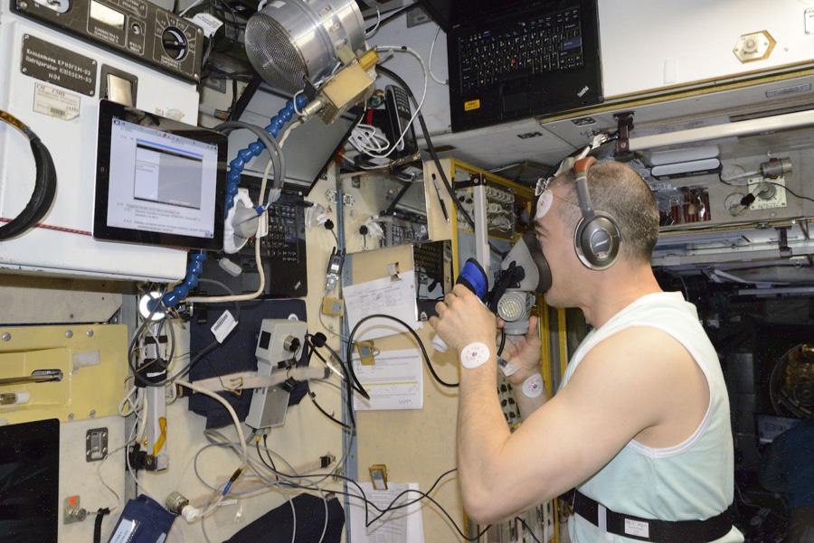 Эксперименты на людях в космосе