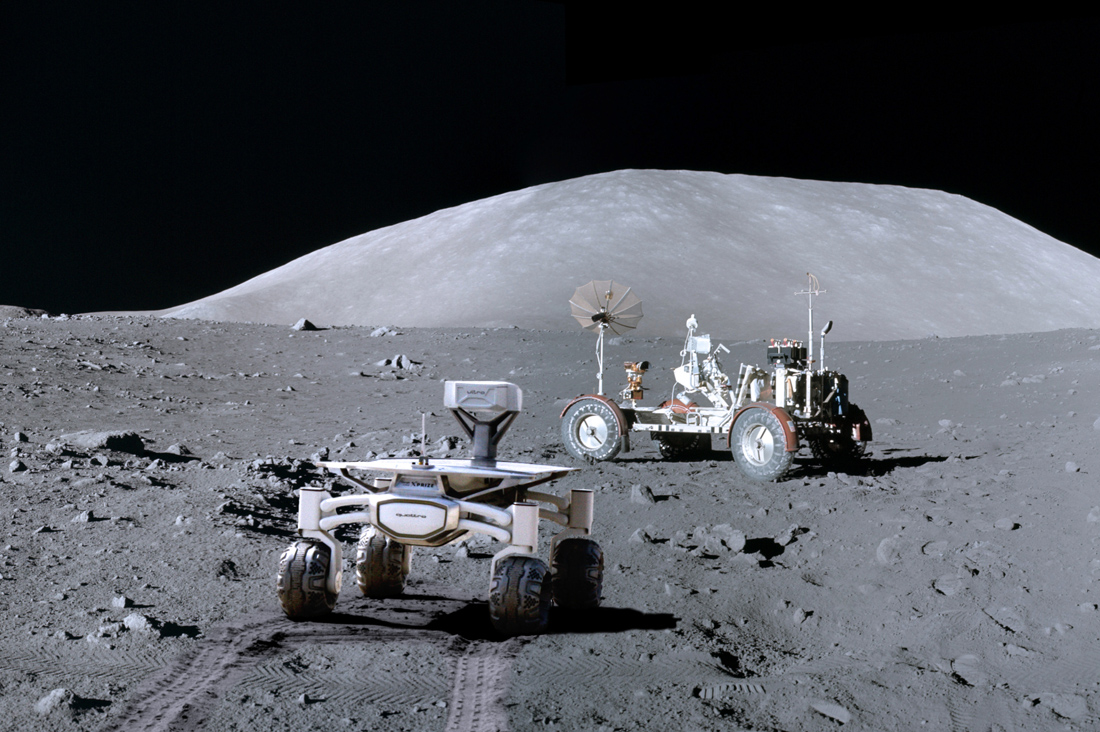 "Как заработать на Луне и ""Аполлоне""?"