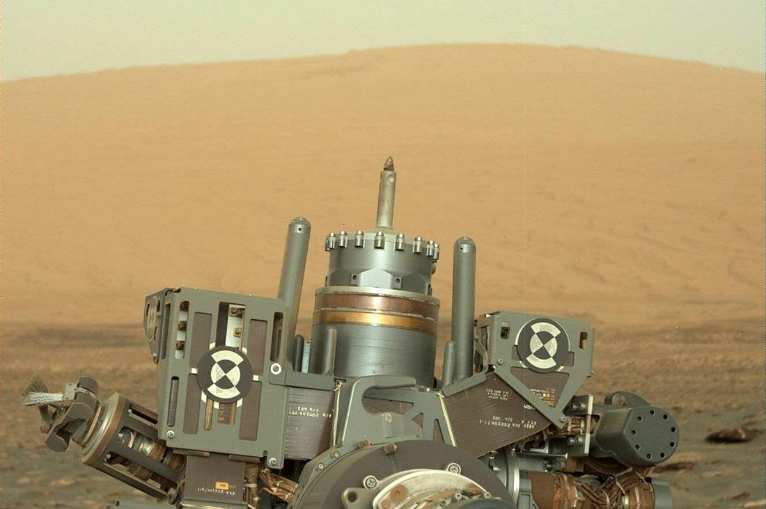 Марсоход Curiosity сможет бурить