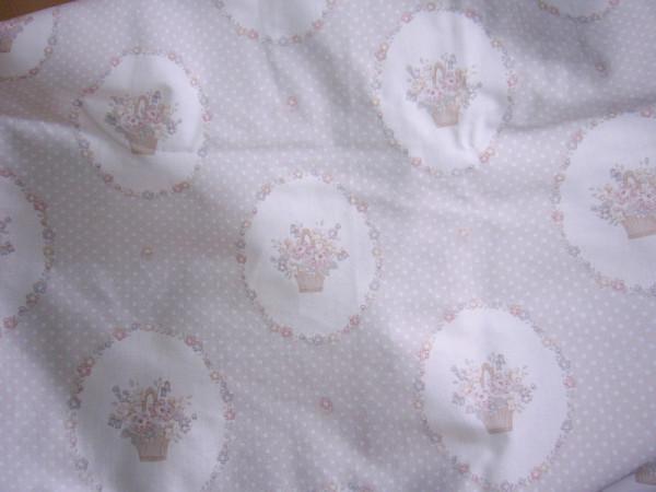 cameo bouquet fabric