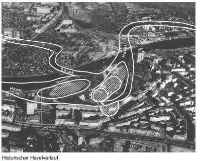 Историческое русло Хафеля
