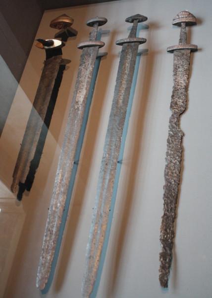 Франкские мечи 6031