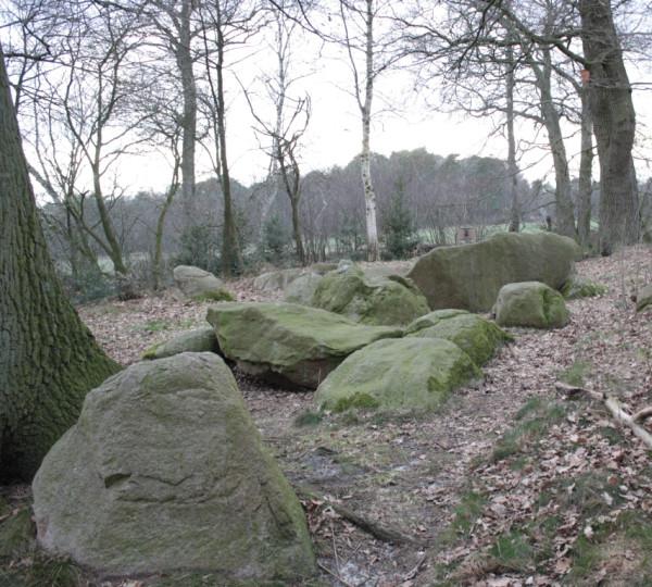 Steingrab Hatten 1