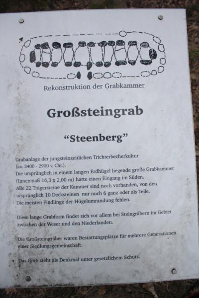 Großsteingrab Hatten 3