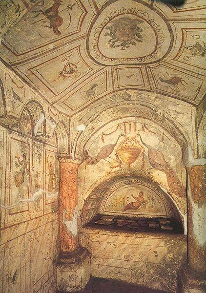 Arcosolium Hypageum of Via Dino Compagni