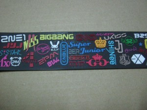 Multi-Kpop Bracelet