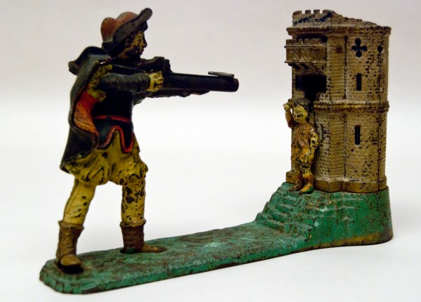 Antique_American_Original_Cast_Iron_William_Tell_Mechanical_Bank01