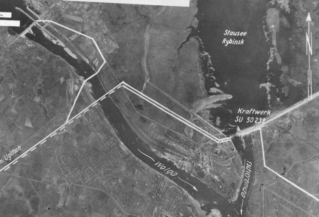 Rybinsk-1942 Luftwaffe